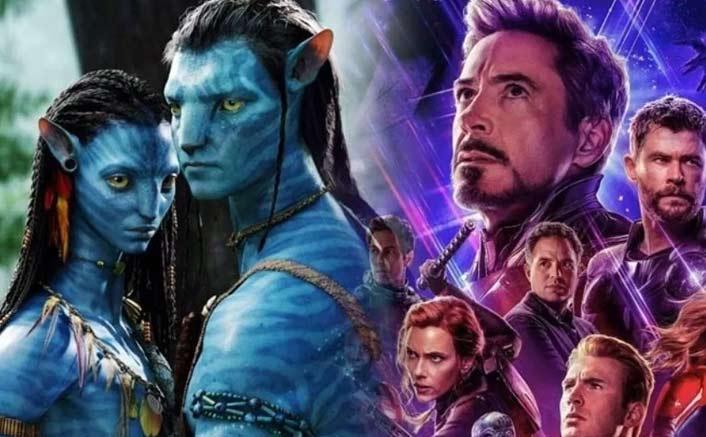 Avatar vs Vingadores