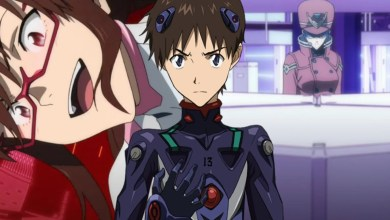 Evangelion: 3.0 + 1.0: Thrice Upon A Time
