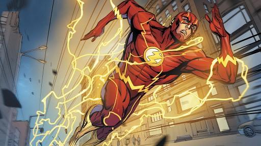 Os Heróis Mais Populares das Hqs - Flash