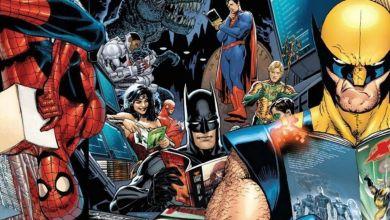 HQs - Os Heróis mais Populares