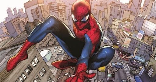 Os Heróis Mais Populares dos quadrinhos - Homem Aranha