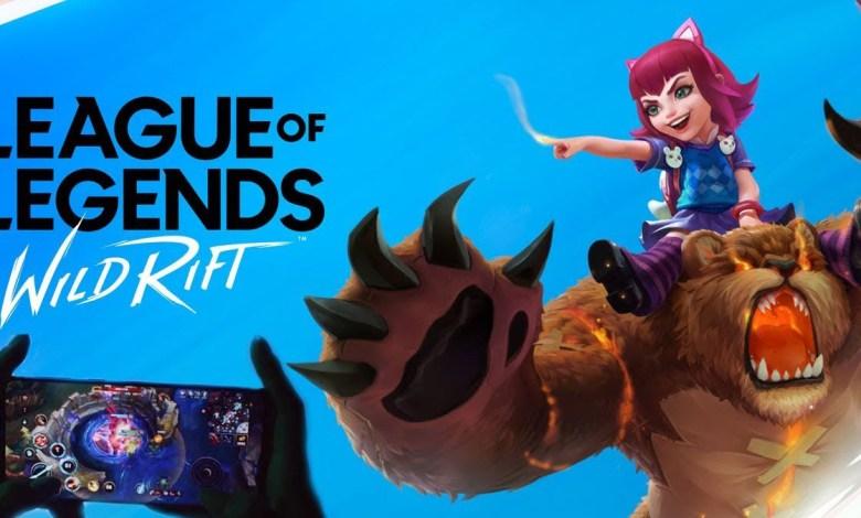 League of Legends Wild Rift | Riot.