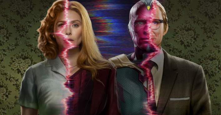 Resumo de WandaVision, Como os mistérios da Série Começaram