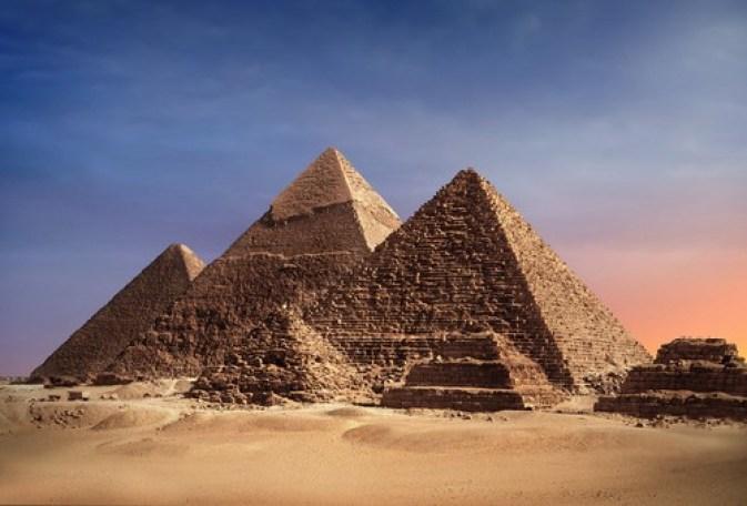 7 Maravilhas do Mundo Antigo, A Grande Pirâmide de Gizé