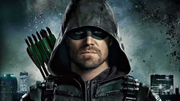 Melhores séries de Super-Heróis Arrow