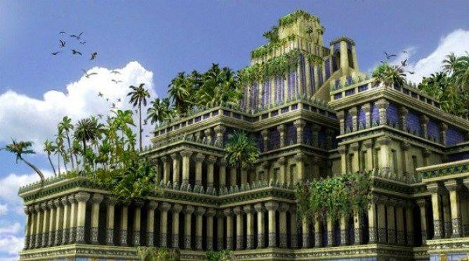 Jardins Suspensos da Babilônia, News Geek