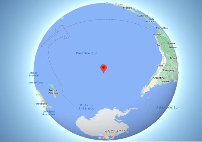 Onde Fica Localizado o Ponto Nemo?
