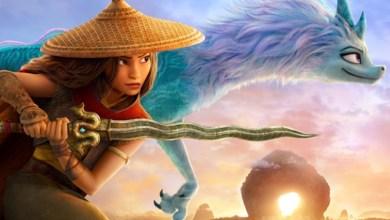 Raya e o Último Dragão Já Está Disponível no Disney+