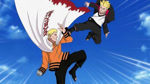 Boruto superou Naruto?