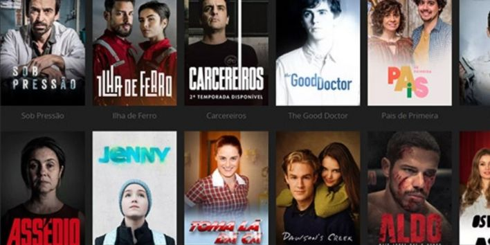 Assistir TV no Celular - Catálogo GloboPlay