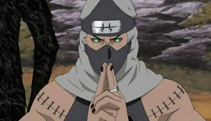 Foto/Reprodução: Kakuzu   Anime Naruto.