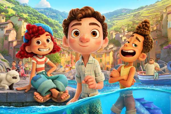 Luca e seus amigos