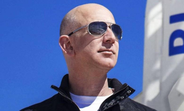 Blue Origin, Empresa Espacial do Jeff Bezos leva ele para o Espaço