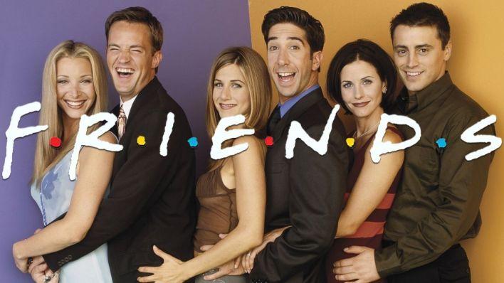 Série Friends uma das séries indispensáveis da HBO Max