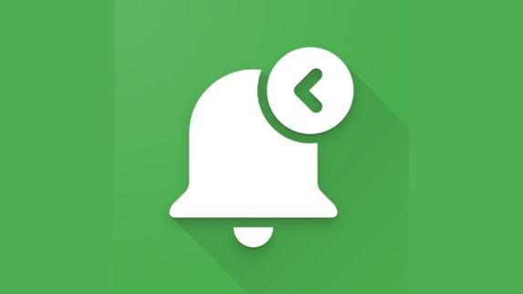 Icone do Aplicativo Notification History, aplicativo que possibilita ver mensagens apagadas do Whatsapp