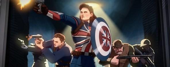Capitão Carter, What If...?
