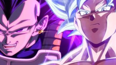 Foto/ilustração: Vegeta e Goku   Dragon Ball Super   Shueisha.