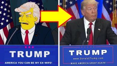 Previsões de Os Simpsons