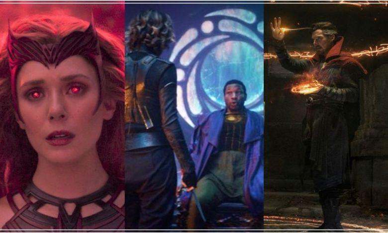 Quem criou o Multiverso da Marvel nos Cinemas?