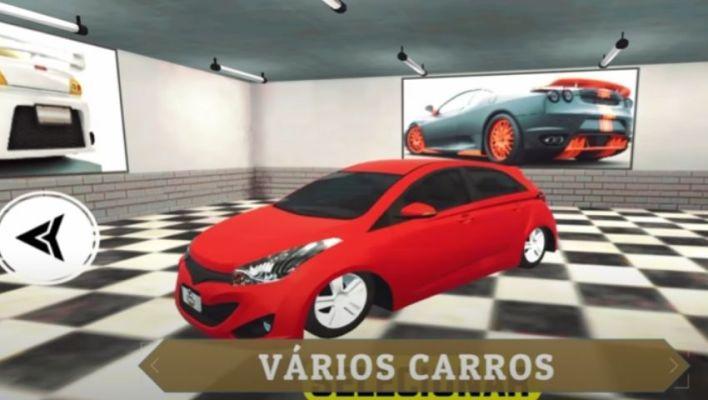 Carro rebaixado no App Rebaixados Brasil