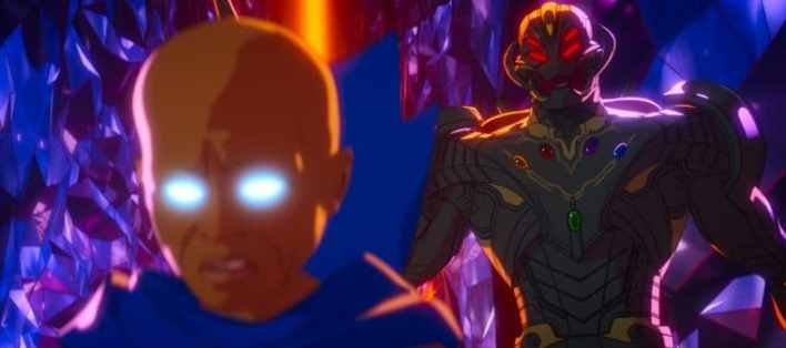 Vigia x Ultron, What If