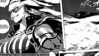 Capítulo 328 de My Hero Academia - Star and Stripe   Shueisha
