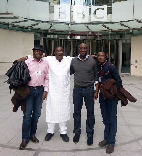 Wpid Afrinolly Team At Bbc With Komla Oct