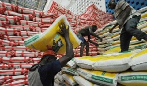 Rice And Food Imports