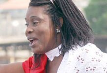 Grace Omaboe, Actress and Politician