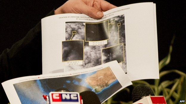 The images were supplied by France-based firm Airbus Defence and Space