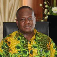 Prosper Douglas Kweku Bani, Chief-of-Staff
