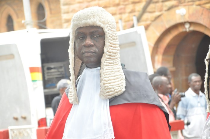 Justice Anin Yeboah