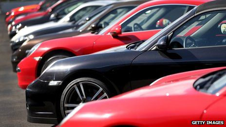 US car sales rose strongly in March