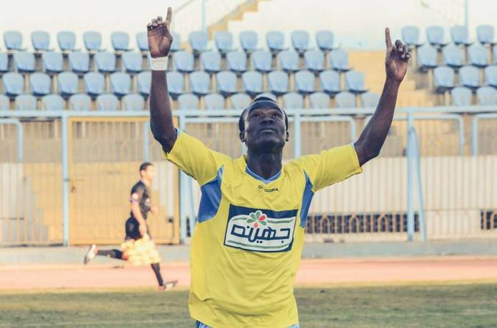 John Antwi has been banned for four matches