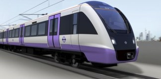 The new trains will look like this