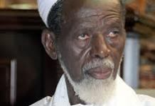 National Chief Imam Sheikh Usman Nuhu Sharubutu