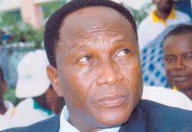 Daniel Syme, Upper East Deputy Regional Minister,