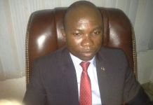 Pic Mr Kofi Benteh, vice President of Global Investment Bankers Limited