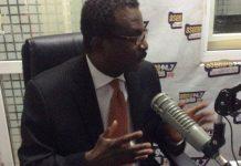 Deputy Minister for Trade, Kweku Ricketts Hagan