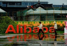 Investors were eager to get in on the ground floor of Alibaba's public stock offering ?