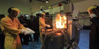 Sudan?s al-Bashir opens large gold refinery in Khartoum