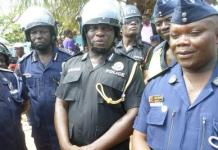 Picture of Police personnel