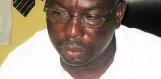 Mr. Ben Peprah Amoabeng