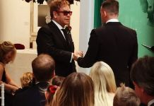 Elton John Marries David Furnish