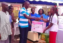 Passion for the Needy's donation