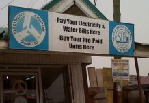 pay electricity