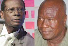 Kwabena Adjei and Kofi Portuphy
