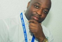 Managing Director for Rigworld International Services, Mr. Kofi Abban