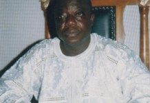 Bishop J. Y. Adu