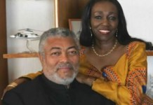 Mr and Mrs Rawlings